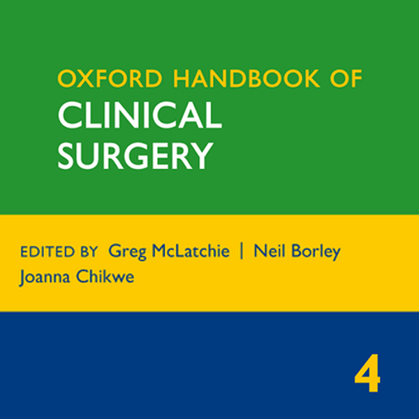 oxford handbook of surgery pdf free
